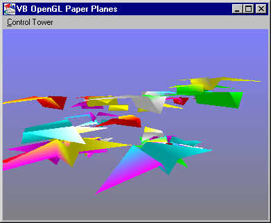 Glax - ActiveX with Opengl